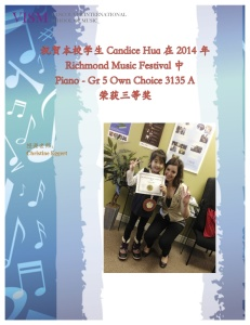 Candice 2014 rmf 3rd