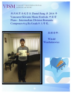 Daniel rmf 3rd